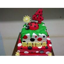 kue kumbang lucu