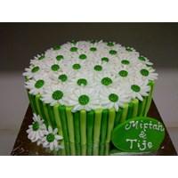 kue bunga fondant 1