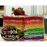 rainbow cake cream cheese