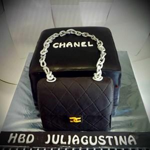 Jual Kue Tas Chanel Harga Murah Jakarta Oleh Khena Cake