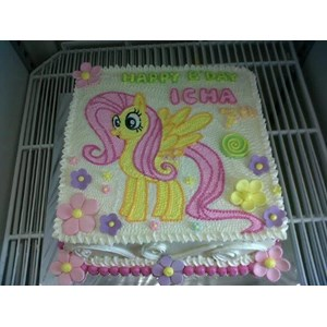 Sell Little pony birthday cake from Indonesia by Khena CakeCheap