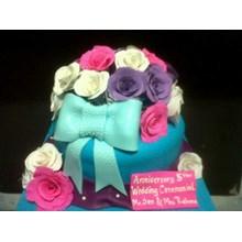 kue bunga mawar
