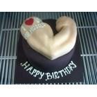 birthday cake bodybuilding 1