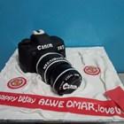 kue bentuk kamera 1