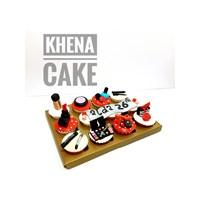 Cupcake tas sephora
