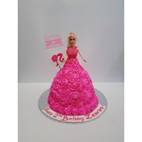 Kue barbie unyuu
