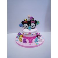 Cake tsum tsum