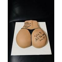 Jual Kue bentuk bokong 2