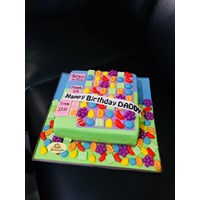 Jual Cake Candy crush 2