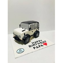 Kue mobil jeep