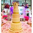 Kue wedding cantik 1