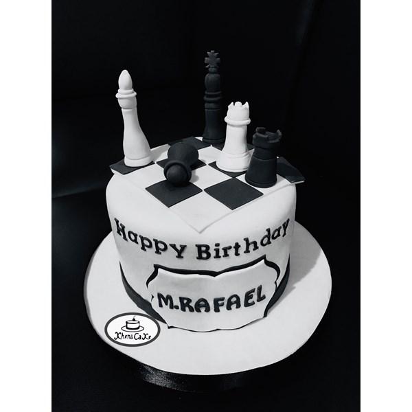 Catur cake
