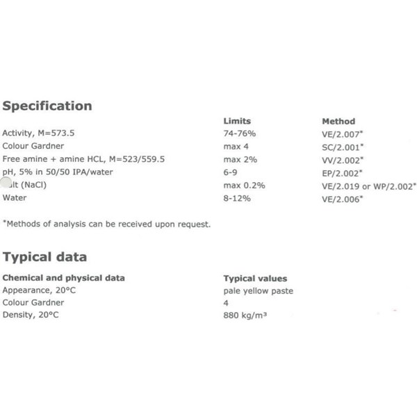 Bahan Kimia Industri Arquat 2 Ht-75