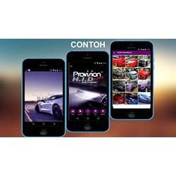Jasa Pembuatan Aplikasi Mobile