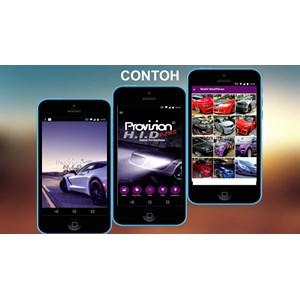 Jasa Pembuatan Aplikasi Mobile By PT. Sarana Mitra Inti Global
