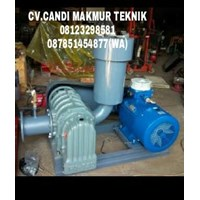 Beli Roots Blower futsu - TRUNDEAN roots blower - TRUNDEAN vertical roots blower - TRUNDEAN roots vacuum blower 4