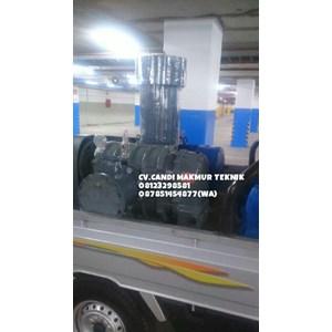 Dari Air Root Blower  Futsu TSB 50 - TSB 65 - TSC 80 - TSC 100 - TSD 125 1