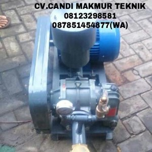Dari Air Root Blower  Futsu TSB 50 - TSB 65 - TSC 80 - TSC 100 - TSD 125 9