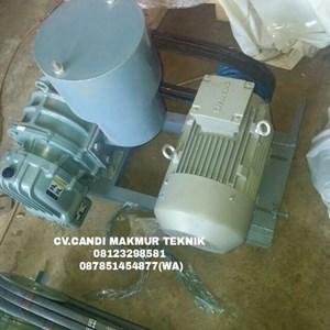 Dari Air Root Blower  Futsu TSB 50 - TSB 65 - TSC 80 - TSC 100 - TSD 125 5