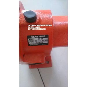 Dari gear pump ( koshin - kundea - RRC )type GC13/GC20/GC25 -GL13-5/GL20-5/GL25-5 -GB13/GB20/GB25 5