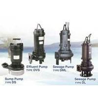 Pompa Celup Submersible Pump - air bersih - air kotor - air limbah - air lumpur - vortex Sewage - deep well - sumur dalam - sumur dangkal (ebara-app-grundfos)