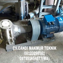 Pompa Centrifugal Milano pump-Pompa milano stainlees steel 80x50-250
