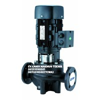 vertical In line pump - pompa vertical multistage (Grundfos - CNP TD - CDL/CDLF) 1