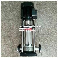 vertical In line pump - pompa vertical multistage (Grundfos - CNP TD - CDL/CDLF) Murah 5