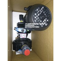 Distributor  pompa kimia - chemical pump - OBL dosing pump type MB / MC / MD - RBA  3