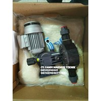 pompa kimia - chemical pump - OBL dosing pump type MB / MC / MD - RBA  Murah 5