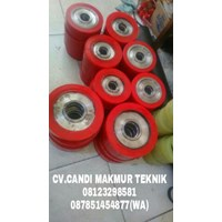 Karet (Roda Pu-Roll Pu-Coupling Pu-Cutting Pu-Seal Pu-O Ring..