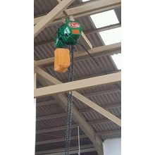 electric chain hoist - wire rope hoist NITTO