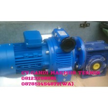 Gear motor- gearbox Variable Speed motor - VS motor - eddy cureent