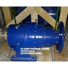Rossi planetary gearbox motor - helical gear motor - bevel gear motor