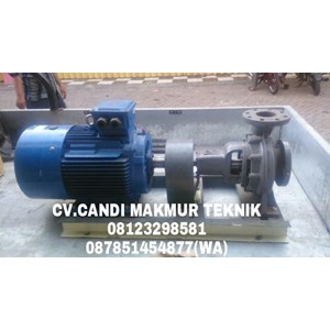 the pump close couple centrifugal