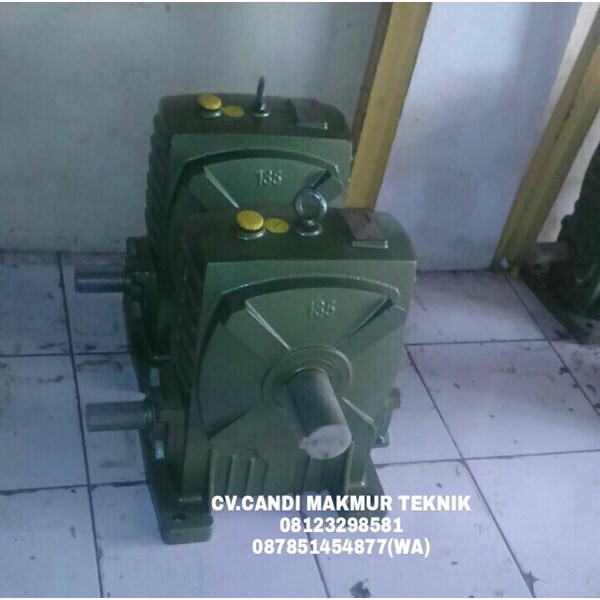 Sell worm gearbox speed reducer gear motor