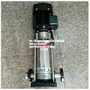 Vertical pump - pompa booster - pompa pendorong CNP CDLF - Grundfos multistage vertical - app kenji submersible pump  vortex sawage / pompa celup air kotor