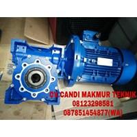 Worm gear motor nmrv 030-040-050-063-075-090-110-130-150 (tranz-motovario-dll)