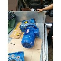 Jual  Worm gear motor speed reducer NMRV 030-040-050-063-075-090-110-130-150 (aero-tranz-Motovario- Bonfiglioli - dll) 2
