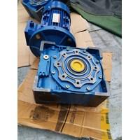 Jual gearbox reducer nmrv - suku cadang mesin (tranz-motovario-revco-dll) 2