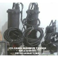 Ebara submersible pump 1