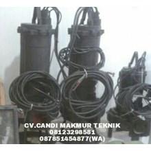 Ebara pompa celup - submersible pump vortex sawage - air kotor- limbah - lumpur type DV-DVS-DVSA-DL-