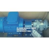Jual gear pump KOSHIN type GL13-5/GL20-5/GL25-5/GL32-5/GL40-5 2