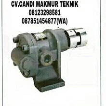 gear pump - pompa minyak type GL