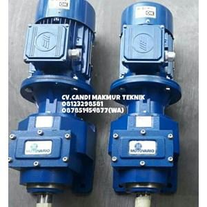 helical gear motor MCN - MOTOVARIO - ORSATI