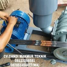 suku cadang mesin blower - repair roots blower - service roots blower