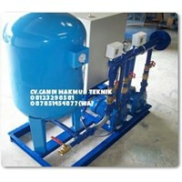 Jual pompa Centrifugal - pompa Boster - pompa transfer complete panel  2