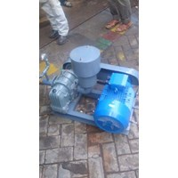 suku cadang mesin blower - FUTSU roots blower type TSB-TSC-TSD untuk STP-WWTP-IPAL pengolahan limbah ( building-hotel-apartemen-rumah sakit) - sirkulasi kolam tambak