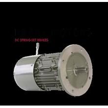 suku cadang mesin - Brake motor - KEB set brake spring  - clutches brake - brake lining