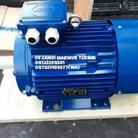 Electric Motor 3 Phase Marelli - Teco - Melco - Siemens - Tatung  Murah 5